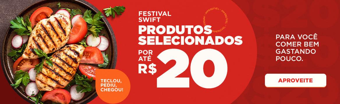 Produtos Swift por até 20 reais