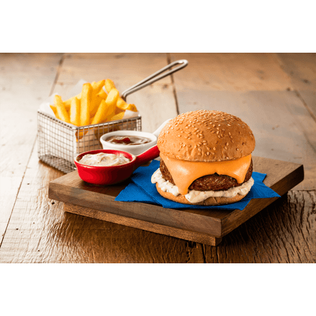 Cheeseburger-Australiano