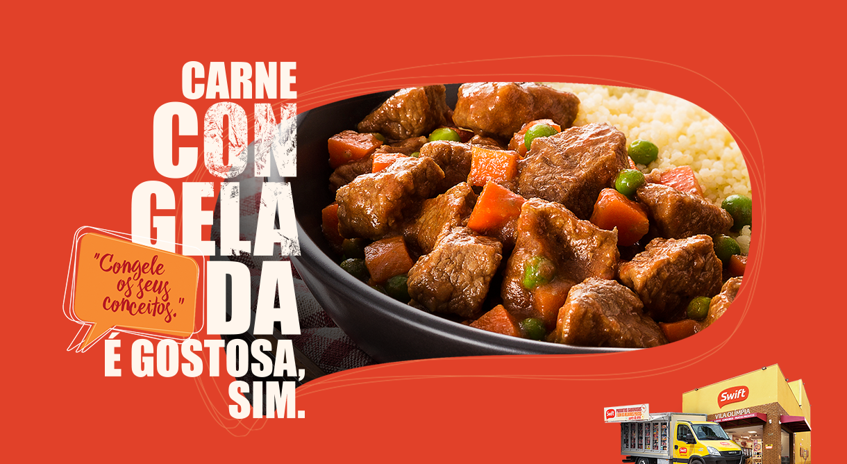 Banner Carne Congelada