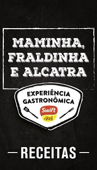 Mini Banner  - Swift e Voce Maminha Alcatra