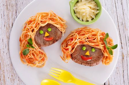 Menininhas-Espaguete